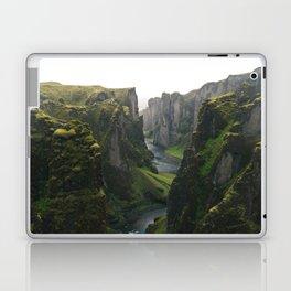 Iceland Green Nature Laptop & iPad Skin