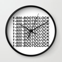 Who Ya Gonna Call? Wall Clock
