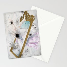 Looking-Glass Stationery Cards