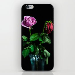 Love lost iPhone Skin