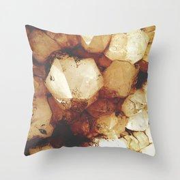 Specimen V Throw Pillow