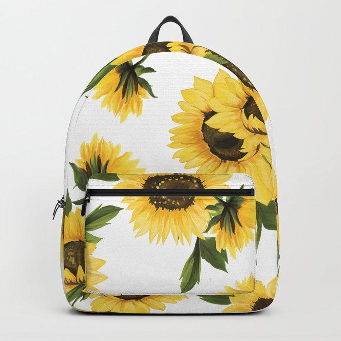 Lovely Sunflower Rucksack