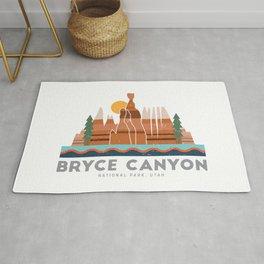 Bryce Canyon National Park Utah Graphic Rug