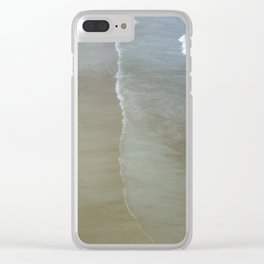 Tidal Reflections Clear iPhone Case