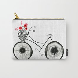 Inky Bicylce Carry-All Pouch