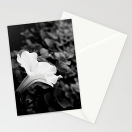 Surrounded By Friends Black and White Stationery Cards