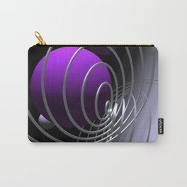 pink or violet -7- Carry-All Pouch