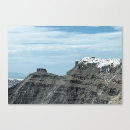 Santorini, Greece 16 Canvas Print