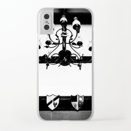 Riverview Resort 0549 Clear iPhone Case