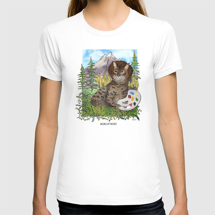 Bobcat Ross T-shirt