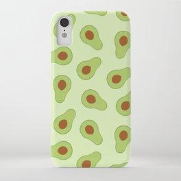 Mexican Avocado iPhone Case