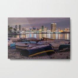 Coroboats Metal Print