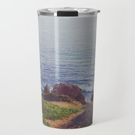 Ocean Path Travel Mug