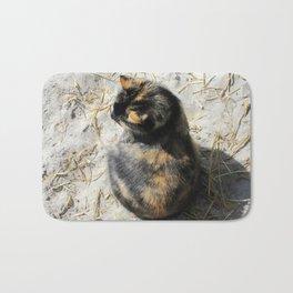 Sand Kitty Bath Mat