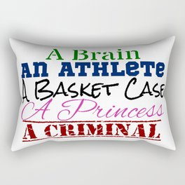 Breakfast Club Convenient Definitions Rectangular Pillow