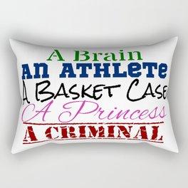 Breakfast Club Convenient Definitions Rectangular Pillow