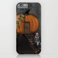 Halloween! Where is the rabbit? iPhone 6s Slim Case