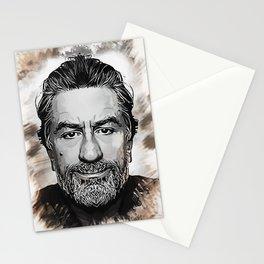 Robert De Niro - Caricature Stationery Cards