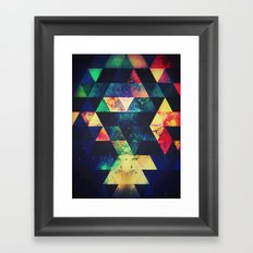 myssblww Framed Art Print