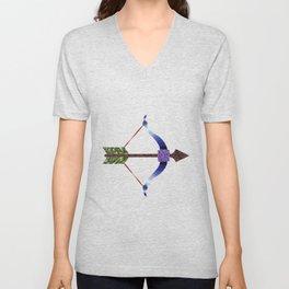 Sagittarius Unisex V-Neck