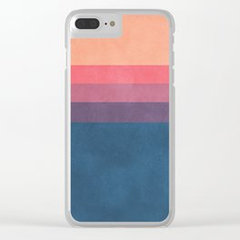 Zac Efron's Palette Clear iPhone Case