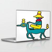 trip Laptop & iPad Skins featuring Trip by MRTN