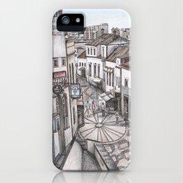 Portugal Market Albufeira iPhone Case