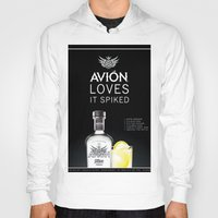 tequila Hoodies featuring Avion Tequila by John D'Amelio