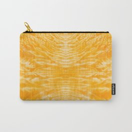 underwater fire, a coral dream of tree branches in orange Carry-All Pouch