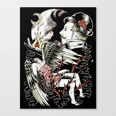 faust Canvas Print