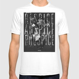 Respice, Adspice, Prospice T-shirt