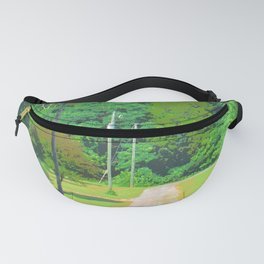 Down the Gravel Road Fanny Pack