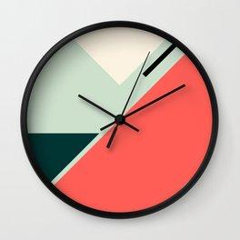 Geo coco Wall Clock