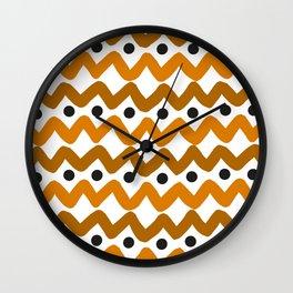 Inka Spirit Wall Clock