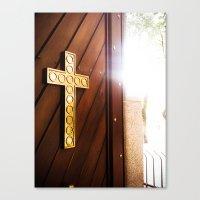 faith Canvas Prints featuring Faith by Mauricio Santana