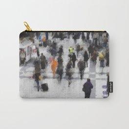 Commuter Art Carry-All Pouch