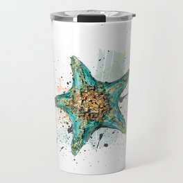 Star Fish Travel Mug
