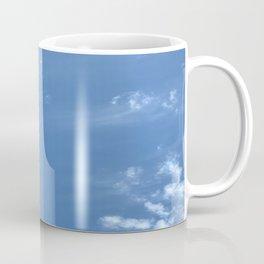 Sky Blue Serenity Coffee Mug