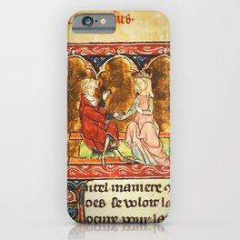 Arthur Legend 2 Lancelot and Guenevere iPhone Case