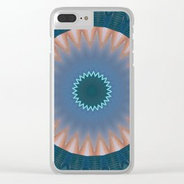 Some Other Mandala 143 Clear iPhone Case