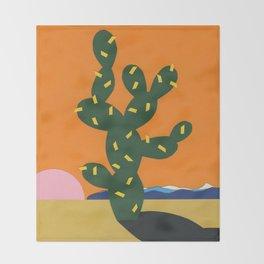 Sierra Nevada II Throw Blanket