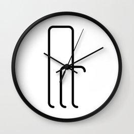 A R T Wall Clock