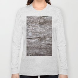 Piece of Driftwood #decor #society6 #buyart Long Sleeve T-shirt