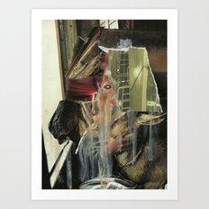 Membrane Art Print
