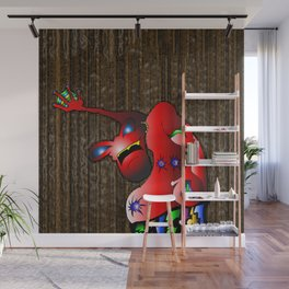 Froggy Wall Mural
