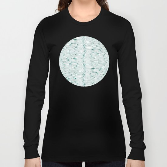Dancing Feathers Long Sleeve T-shirt