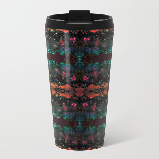 Mitochondria Metal Travel Mug