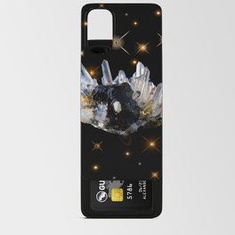 Star Aura Quartz Android Card Case