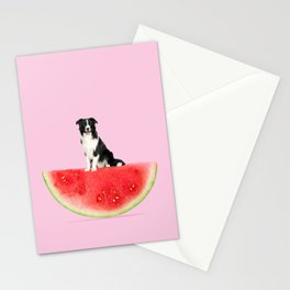Melon Collie Stationery Cards