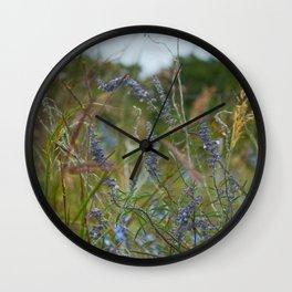 Barefoot Wall Clock